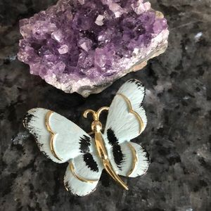 Vintage Gerry's Butterfly Brooch